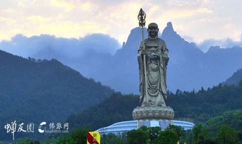九华山朝圣 学习地藏菩萨的孝亲精神