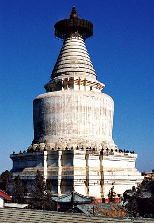 西藏噶玛噶举派主寺楚布寺举行展佛仪式