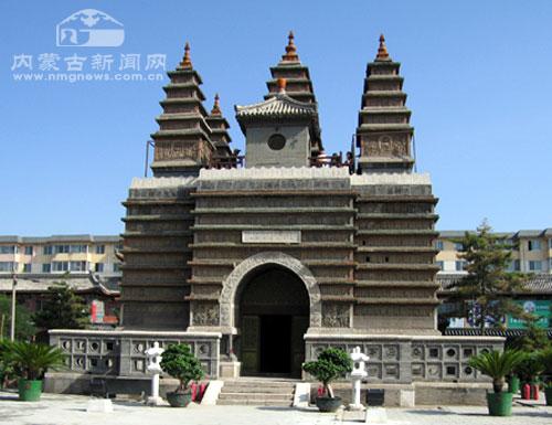 """普陀山新增2处""""国保""""级文物保护单位"""