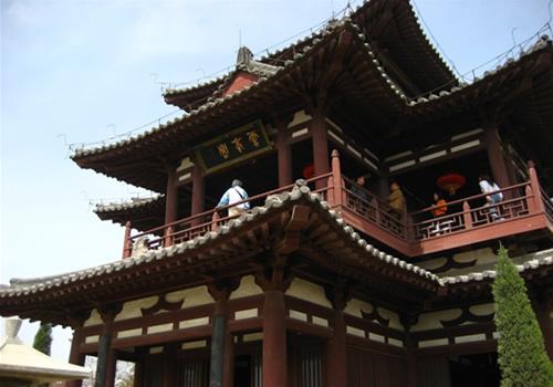 中国古代佛教造像艺术展在北京开幕
