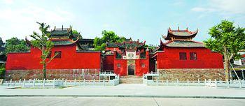 香港大埔慈山寺观音像 2013年底开放