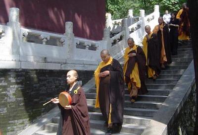 潭柘寺将举办建寺1700年大型庆典法会
