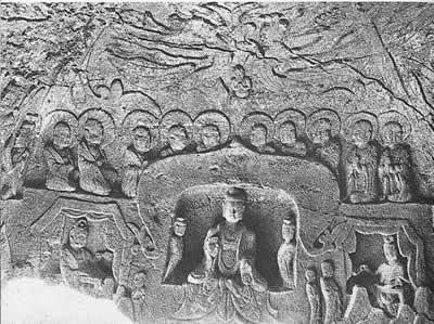 千年风雨石拱寺