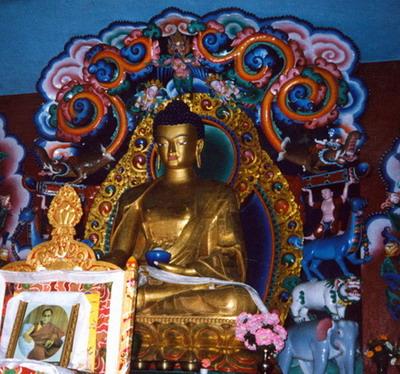 佛教雕塑一览5