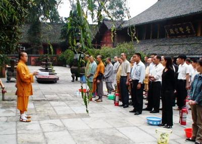 终南山佛教协暨古观音禅寺第十三届佛子夏令营开始报名了