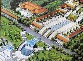 上海玉佛禅寺举行传授三皈五戒法会