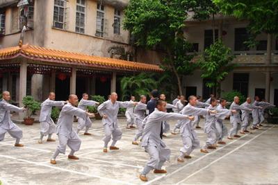 """南少林寺传统暑假活动""""禅武之旅""""夏令营通启"""