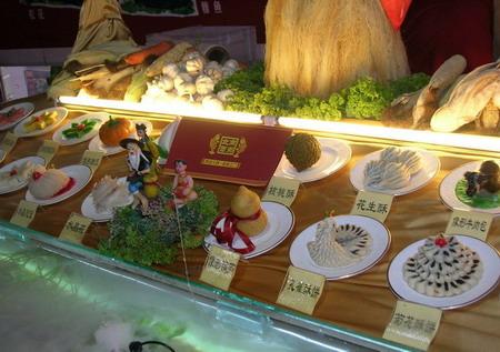中国驻德班总领馆在德班国际美食节上展示中华文化