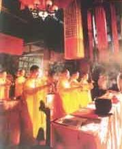 峨眉山佛教文化旅游亮度骤增