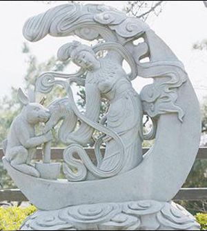 南京玄奘寺十二生肖文化园开园
