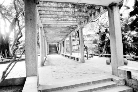 寻寺征集令再出 南禅寺遗址现身于福州十四中