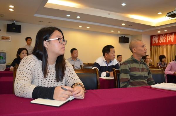 """2012/11/17 第五期佛旅网公益""""佛旅领队""""培训及考核回顾"""