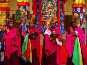 """拉卜楞寺""""道得尔"""":安多藏区神秘的佛殿音乐"""