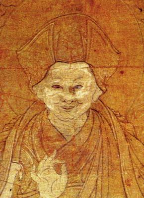 勉萨画派:藏地佛教绘画的标准样式