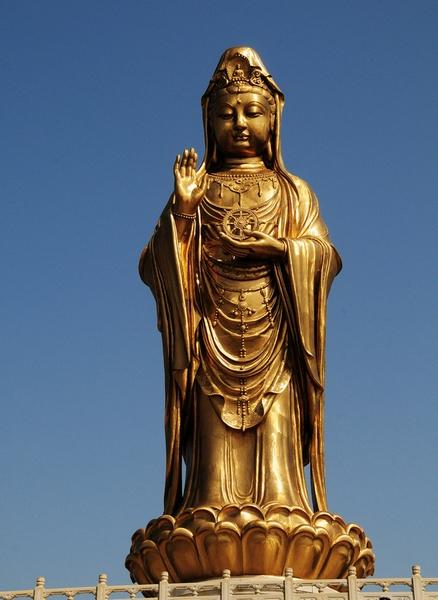 佛旅网顾问李利安教授论观音信仰的中国化