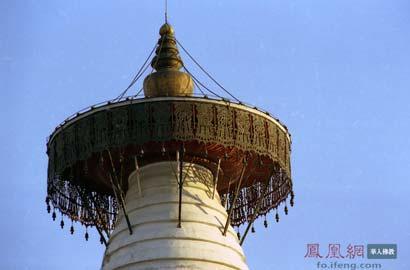 妙应寺白塔 北京最古老的标志性建筑