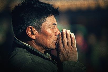雪漠:现代人学佛绝非因为佛教是老古董