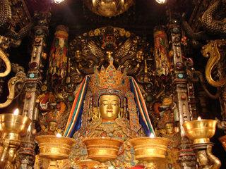 佛教最神圣的佛像