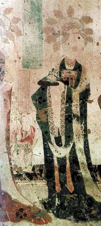 敦煌壁画最早记录骑竹马 存40余种古人游戏