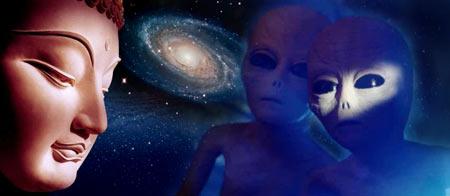 佛陀讲述外星人的生命形态