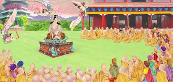 为何玄奘大师不愿见阿弥陀佛?