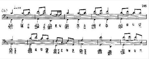 古代琴曲中的佛曲
