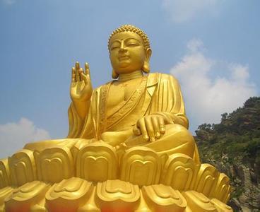 佛像艺术与慈悲之美