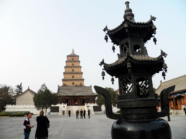 陕西佛文化旅游资源亟待开发