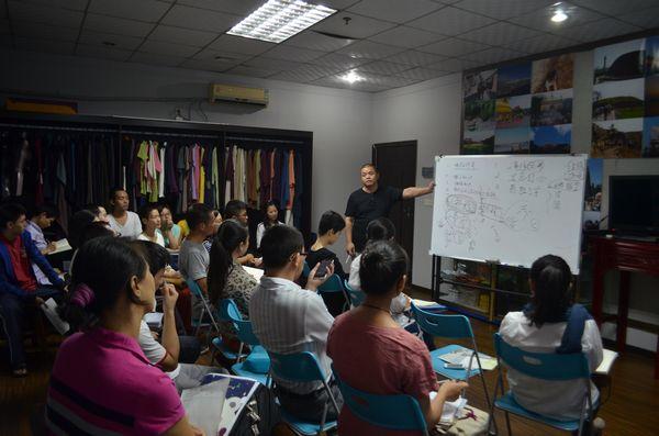 2014/09/21 蝉友圈·佛旅网第十三期佛旅领队学习回顾