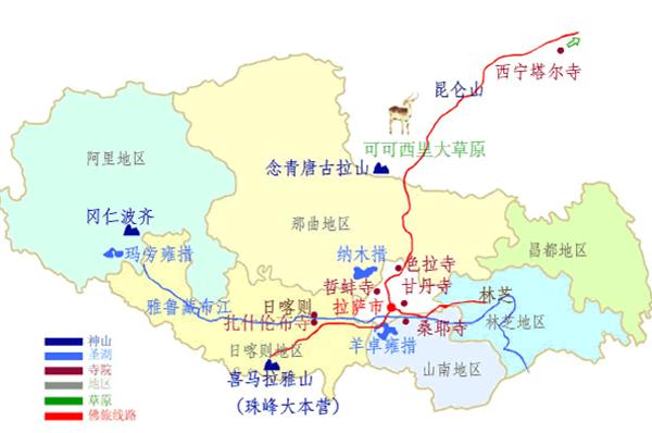 佛旅网西藏朝圣游学专题