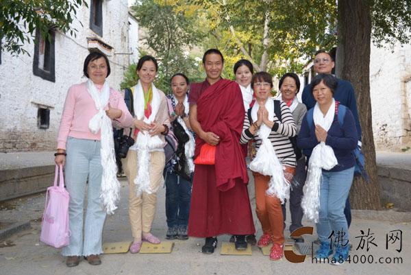 色拉寺达瓦师父:从色拉寺看西藏游学
