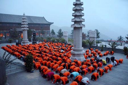 中的 大学堂 2015佛教夏令营汇总