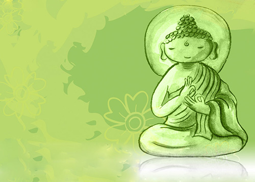 佛教御心术与养生