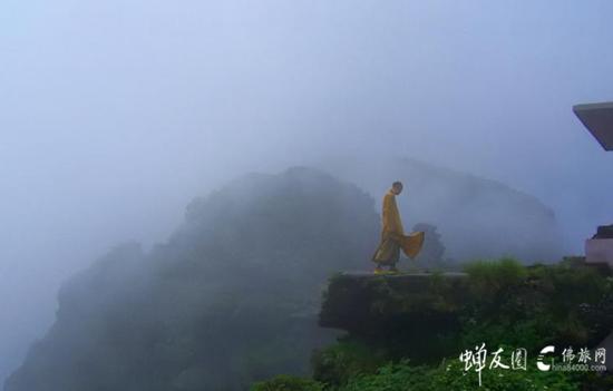 品味佛教 游历名山――看佛教与山林之关系