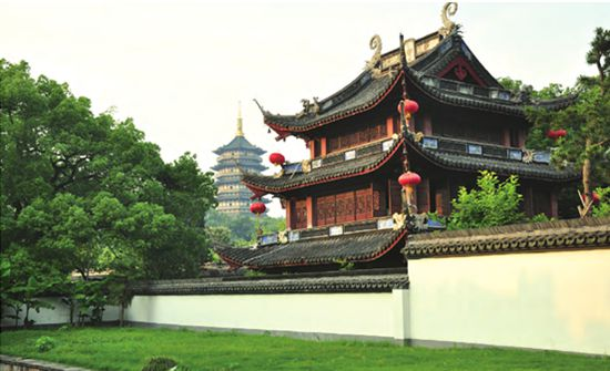 发展旅游不能损害佛教信仰