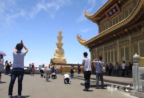 佛教文化的旅游吸引力