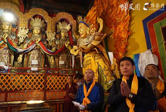佛教观光兼具教化功能