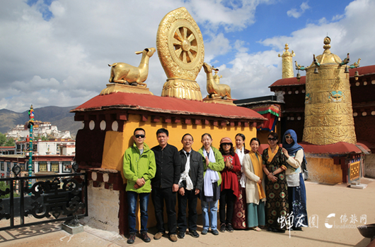 西藏游学之旅 佛旅网