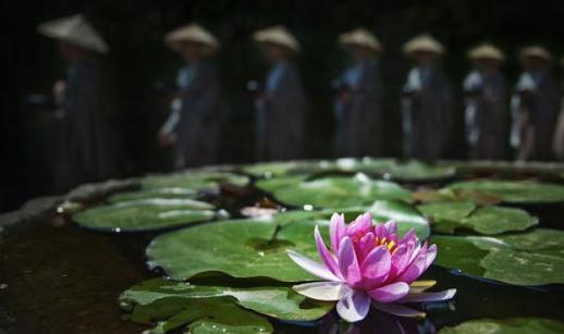 佛教的调心养生