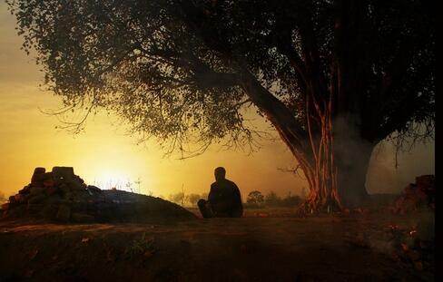佛教的调息养生法