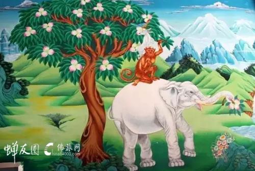 猴年说猴:佛教中猴子代表什么