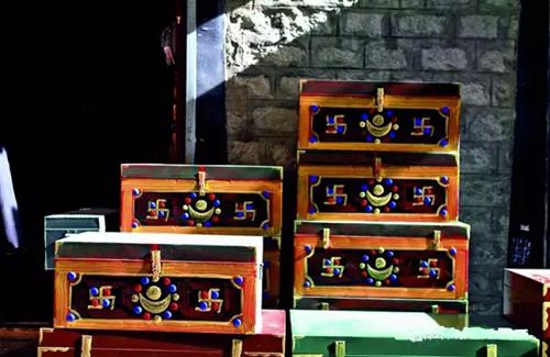 藏门:通往净土的那一扇门