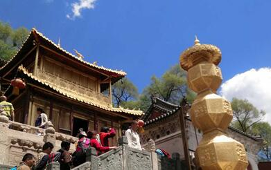 不懂显通寺不知五台山佛教文化之魅力