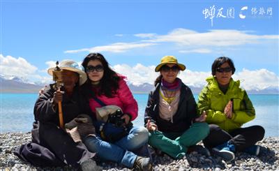 藏族阿扎(妈妈)