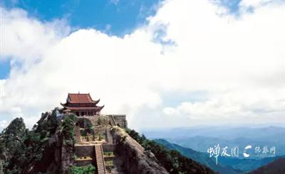 新中国成立以来的九华山佛教|九华山佛教朝圣