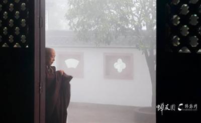 感受出家僧众的清净生活