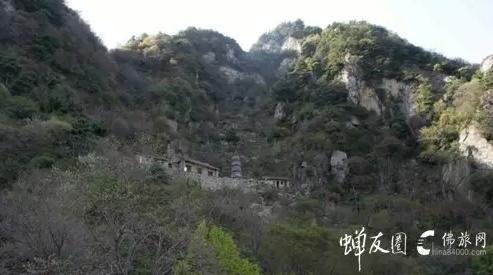 终南山问道之狮子茅蓬—虚云老和尚闭关修行处