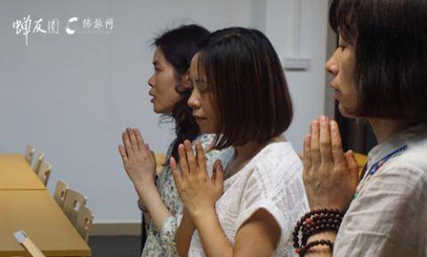 蝉友圈·广州素食学校第十期大众阅藏圆满举行