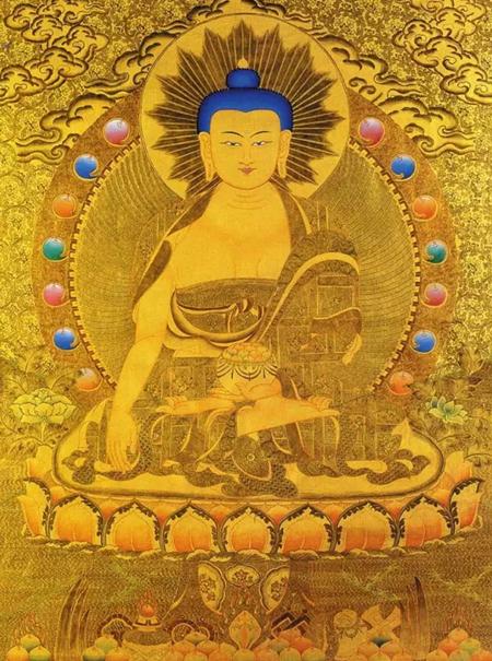 西藏游学之旅——唐卡