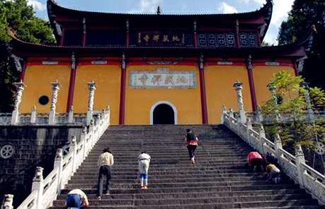 6月23日 九华山首期朝圣专线